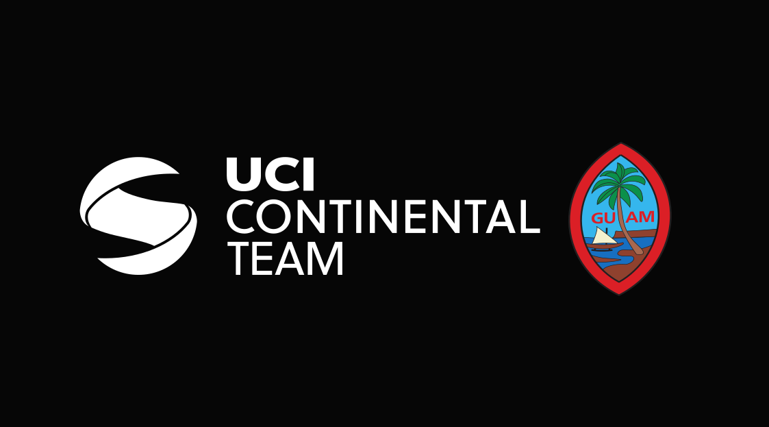 UCI conti and Guam logo in line.png