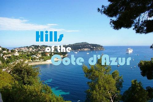 Hills of the Cote d'Azur