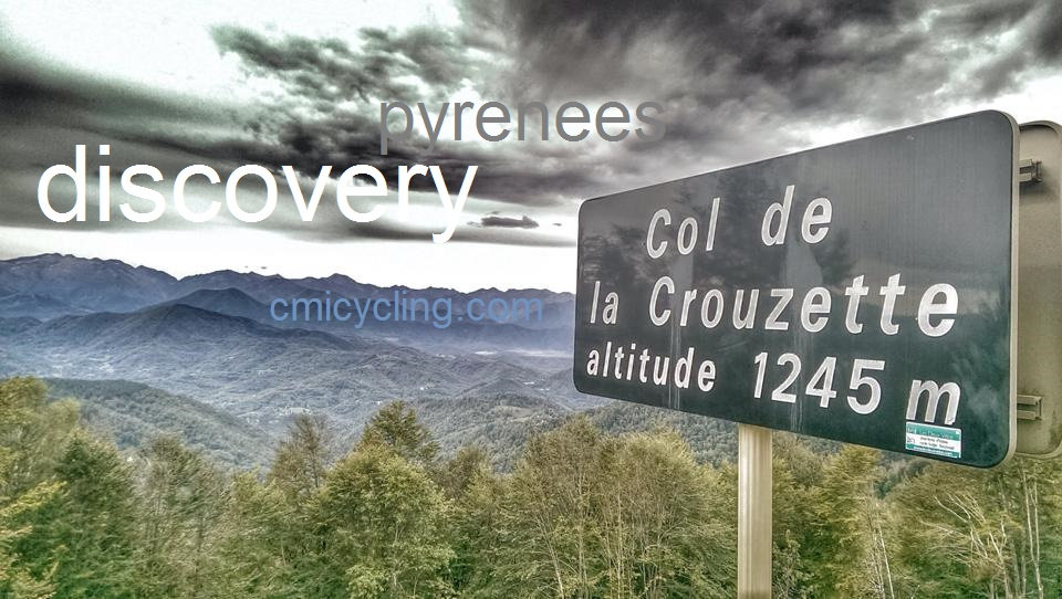 pyrenees discovery ariege cycling bike biking holiday vacation trip tour de france mountain climbing training coaching cols alps