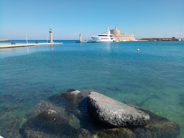 Colossus of Rhodes CMIcycling trours trips