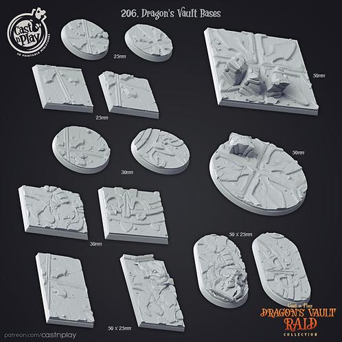 custom miniature bases
