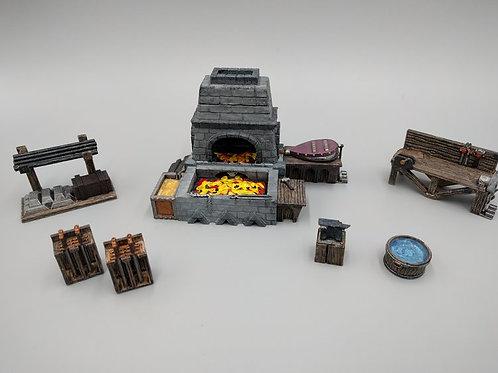 Hero's Hoard Forge