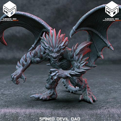 Spined Devil