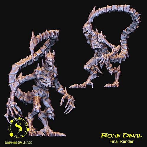 Bone Devil (digital STL files)