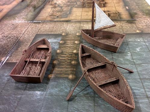 Openforge rowboat set