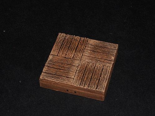 OpenForge wooden floor tiles