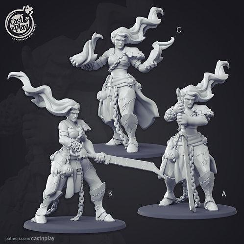 Fire giants