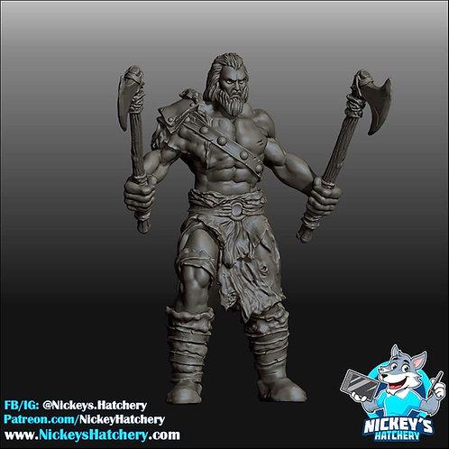 Male Barbarian#2