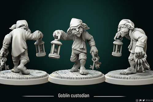 Goblin custodian