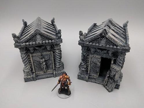 Heros Hoard Graveyard Crypt