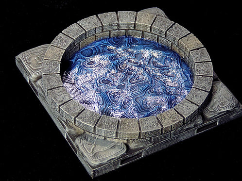 OpenForge stone pool