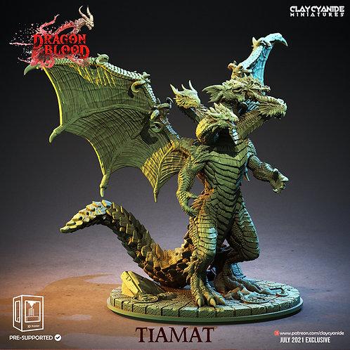 Tiamat - the dragon queen