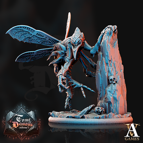 Insect Demon