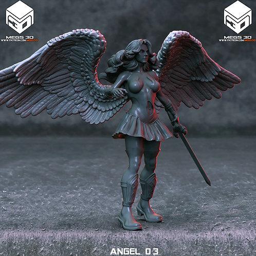 female angel