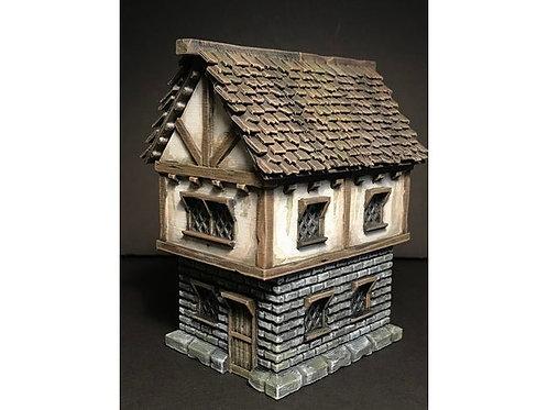 Village house by LeoMinorIndustries