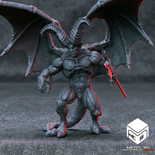 Horned Devil