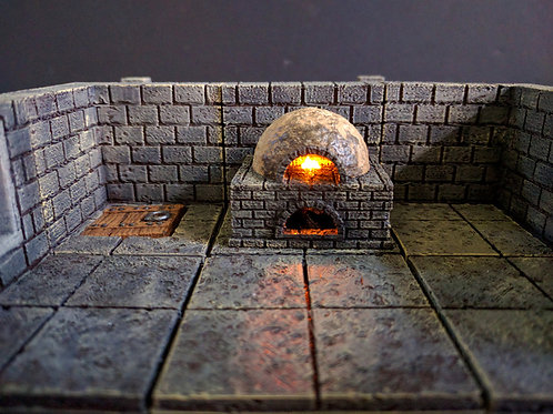 OpenForge oven