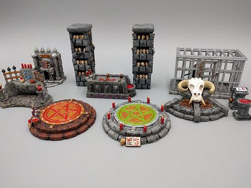 Hero's Hoard Cultist chamber
