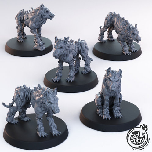 Hell Hound Pack