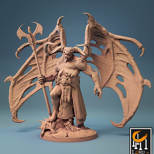 Demon Prince of the Dead (Large scale)
