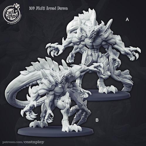 Multi-armed Demon