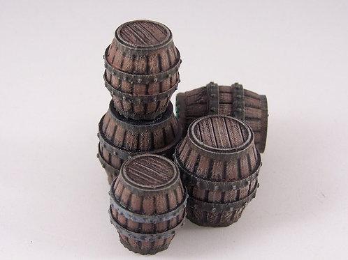 Barrel set by delving decor