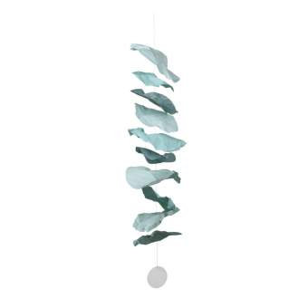 Guirlande papier et céramique 115cm
