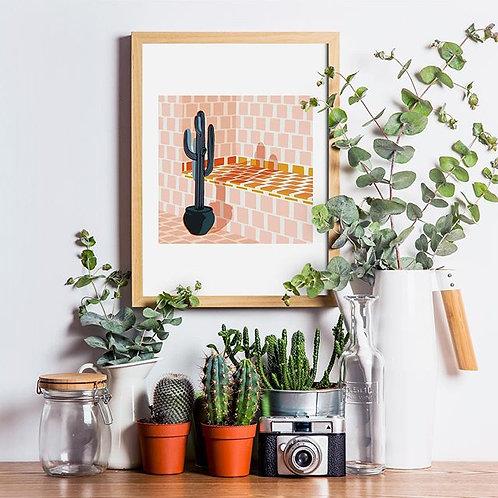 Affiche Studio Romiche, A4