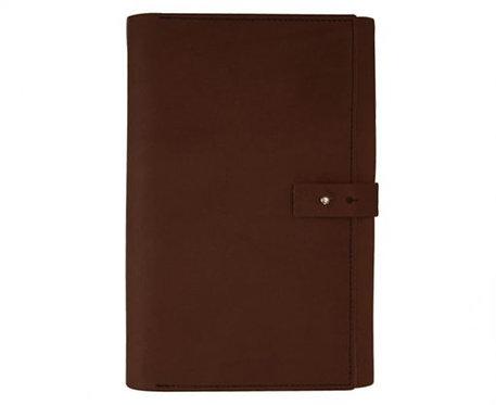 Porte carnet de notes en cuir, Labrador Paper