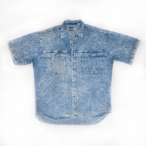 Vintage Acid Wash Shirt