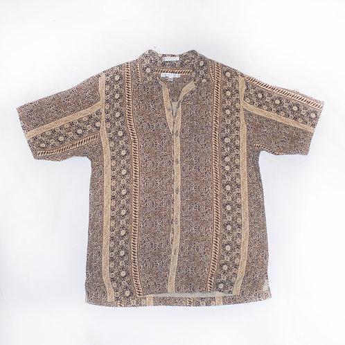 Vintage Silk/Rayon Shirt