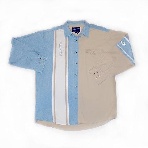 Vintage Wrangler Dual Pattern Shirt