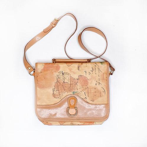 Vintage Leather Tote/Purse