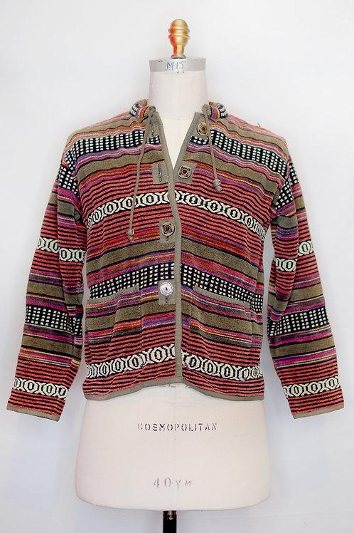 Vintage Striped Blazer/Jacket