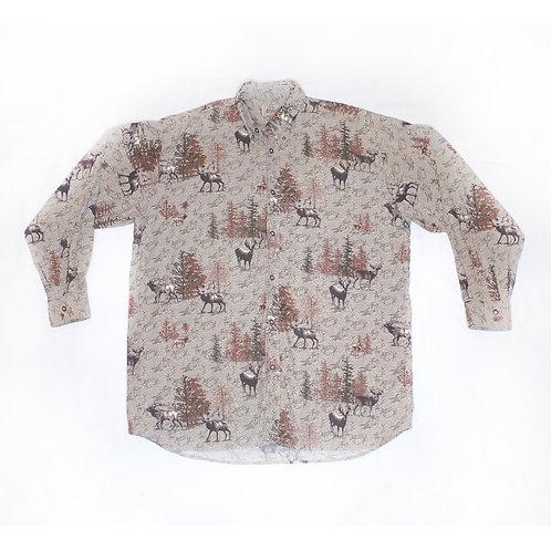 "Vintage ""Woodland"" Shirt"