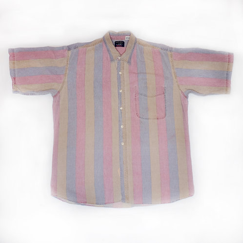 Vintage Color Fade Shirt