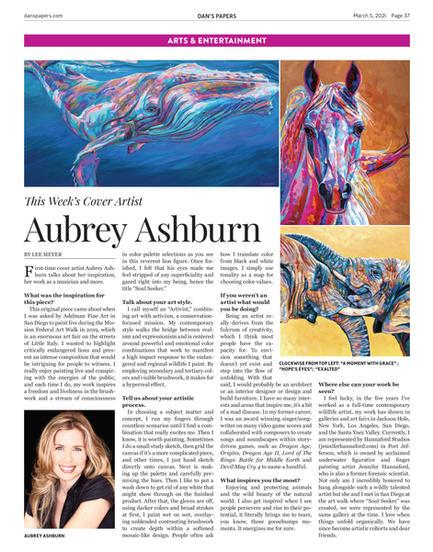 Artist Feature Interview