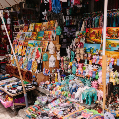 Visit the Balinese Markets