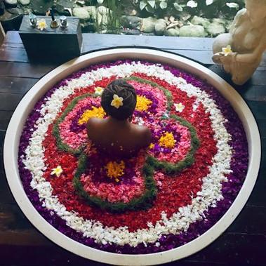 Balinese Flower Bath