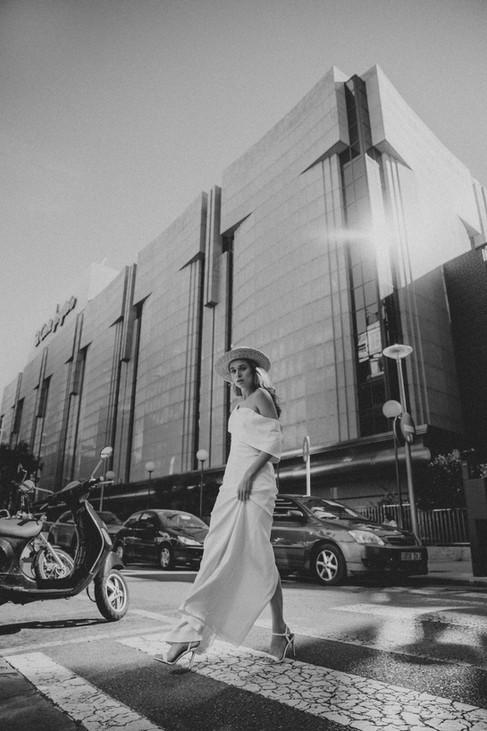 bridal editoral