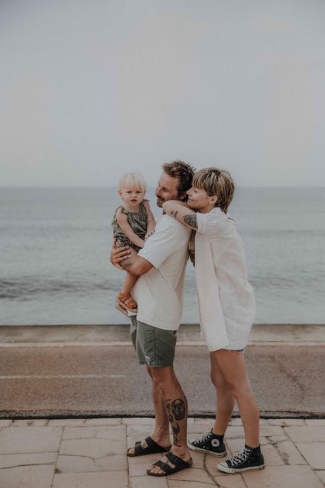 JOSEPHINE, MATT & MILLA