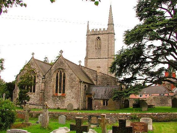 St Matthew's, Wookey