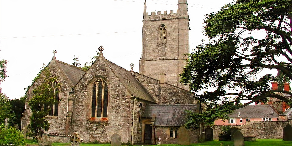 March 2021 Benefice Service