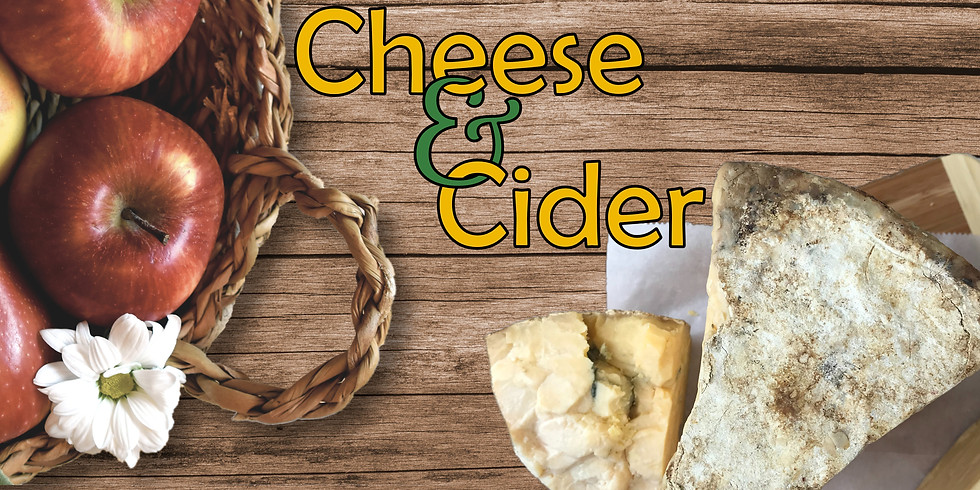 Cheese & Cider Social