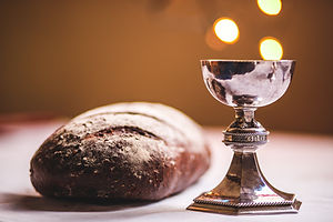 Please email benadmin@chwchurches.co.uk to organise someone to bring you Holy Communion.