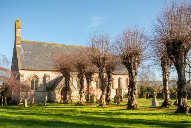 Christ Church, Henton