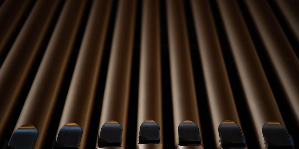 Organ Recital & Dedication