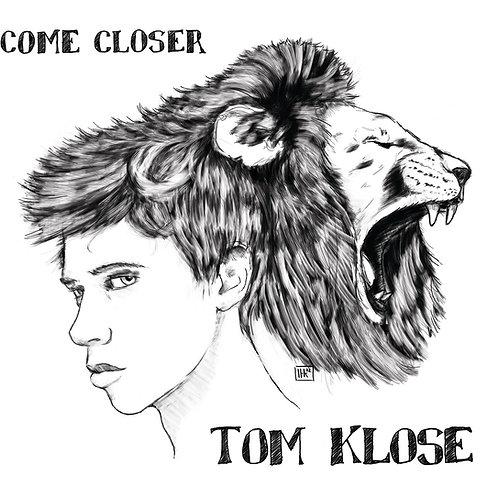 """""""Come Closer"""" EP"""