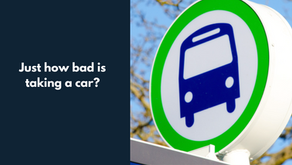 Just how bad is taking a car?