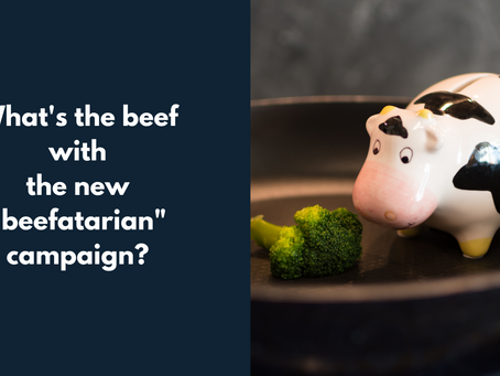 Eat More...Beef?